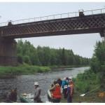 мост над порогом АССУ