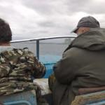 на катере по Энгозеру