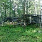 Развалины на Муромозере