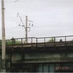 Мост через реку Березовая.