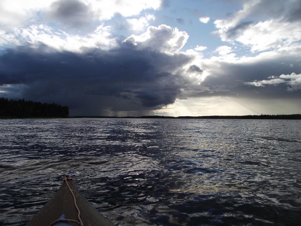 СиндомОзеро: курс на тучу